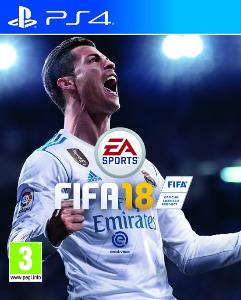 FIFA 18 kopen - Fifaspel Cristiano Ronaldo